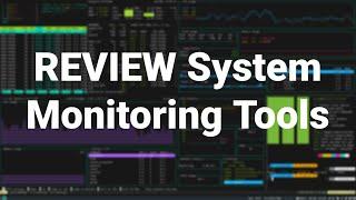 [CLI Tool 04] Mengulas Top, Htop, Nmon, Glances, Gtop, Vtop, Dan Gotop (system Monitoring Tools)