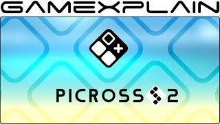 Picross S2 - NEW Clip Mode Gameplay