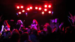 3 Inches of Blood - 4000 Torches - @ the Gateway, Calgary, July 13th, 2012