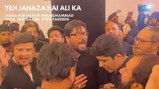 Yeh Janaza Hai Ali ع Ka | Mir Hasan Mir at Masjid e Kufa | Fajr 19 Ramzan | Noha Mola Ali ع