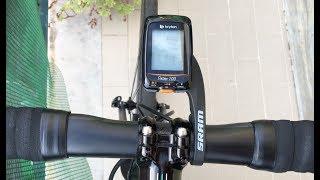 Обзор GPS Bryton Rider 100