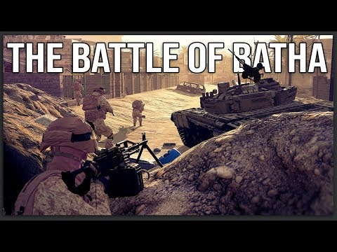 The BLOODIEST BATTLE for Batha... - Squad