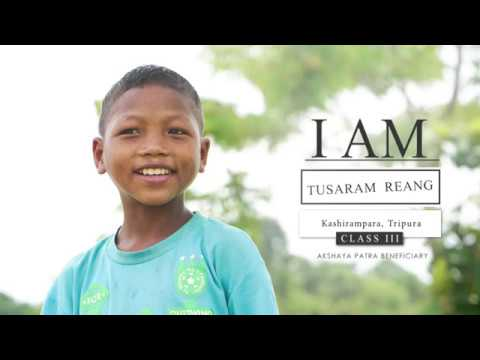 I am Tusaram – a child's story by Akshaya Patra