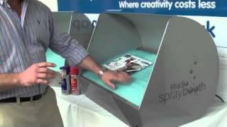 Studio Spraybooth A2 & A3