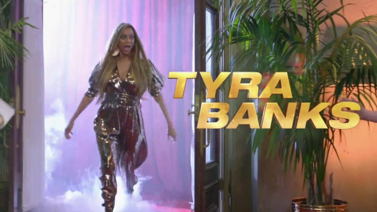 Tyra Banks Brings The Slay To Slay-G-T - America's Got Talent 2018 thumbnail