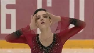 Evgenia Medvedeva SP Final Cup Of Russia - Stream 2