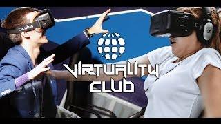 ВИРТУАЛЬНАЯ РЕАЛЬНОСТЬ с Oculus Rift в МОСКВЕ - Virtuality Club