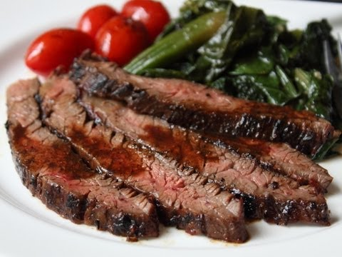 Grilled Miso-Glazed Skirt Steak – 4th of July Grilling Special!