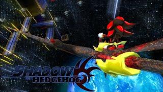 Shadow The Hedgehog - The ARK (Dark) - Japanese [4K HD 60FPS]