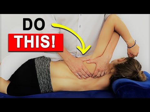 Back Massage Tutorial - How to Give a Back Massage - for