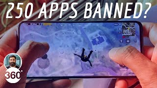 Is India Going to Ban 250 Chinese Apps Including PUBG Mobile? - Download this Video in MP3, M4A, WEBM, MP4, 3GP