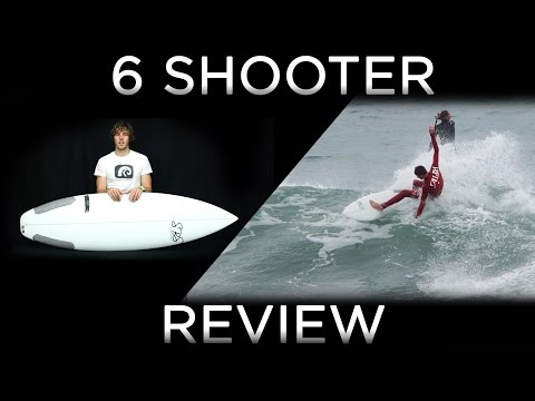 SBS 2016 – SIX SHOOTER Shortboard Review