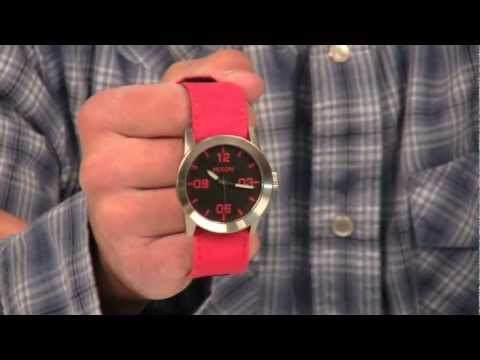 Nixon Private Watch Review at Surfboards.com