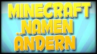 Wie ändert Man Den Namen In Minecraft Spiele Und Gaming Minecraft - Kann man sein minecraft namen auch andern