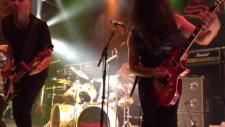 Armored Saint -Can U Deliver Reign of Fire HOB LA 05/30/2015