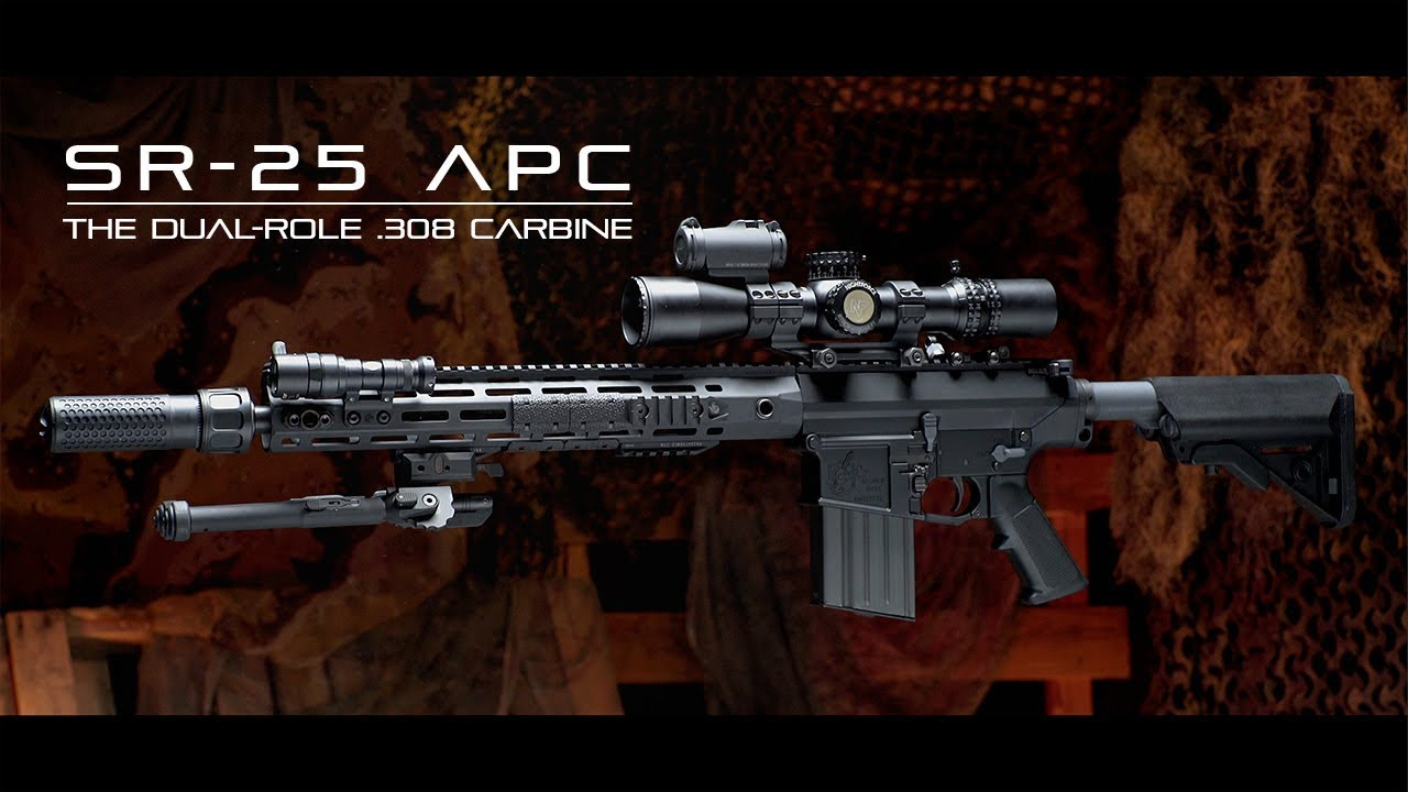 Knight's Armament Company – SR-25 APC