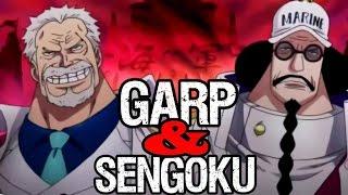 The Marine Admirals: GARP & SENGOKU