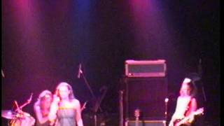 The Donnas- Live at The Bowery Ballroom, N.Y.C.-11-14-1998