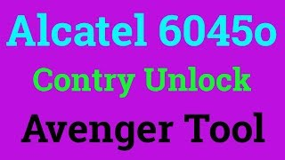 alcatel 60450 unlock sigmakey - Free video search site - Findclip Net