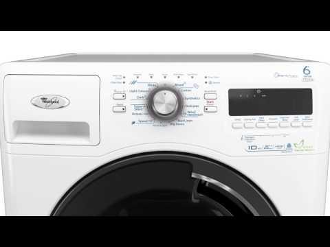 6th Sense Washing Machine WaveMotion Technology Whirlpool