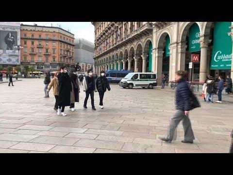 """Así Se Vive El Coronavirus En La """"Zona Cero"""" En Italia"""