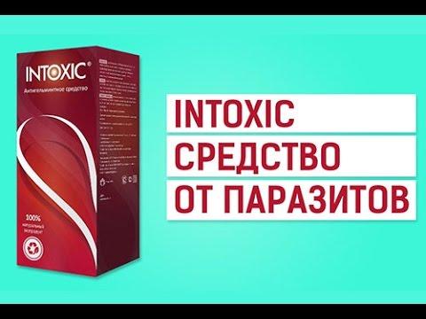 Средство от паразитов Intoxic. Цена, отзывы, инструкция по применению препарата Интоксик