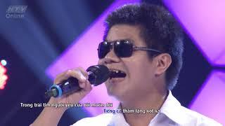 Anh khiếm thị có giọng hát bolero ngọt ngào | HTV HÁT MÃI ƯỚC MƠ 2 | HMUM #4 | 23/3/2018