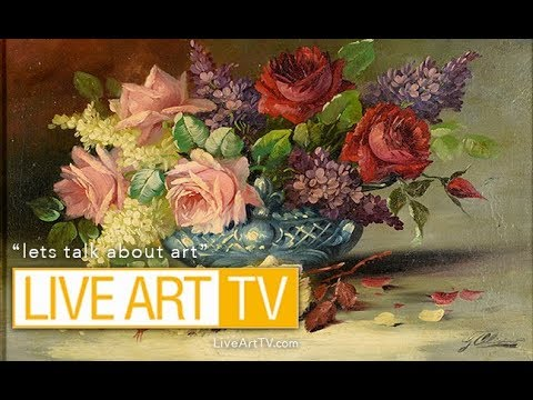 Auction Show (3) by Catherine Burns | Live Art TV |