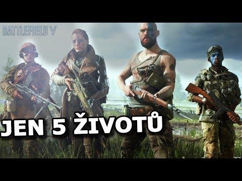 Ten opravdový Battlefield V zážitek! #1
