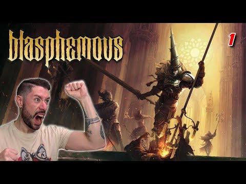 Gameplay de Blasphemous