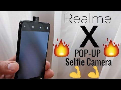 Realme X 8GB RAM