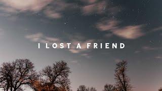 Finneas   I Lost A Friend (ryan Walker Remix) Wlyrics