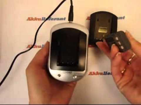 Digitalkamera Akku Ladegerät DTC-5101