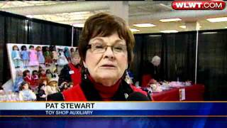 Salvation Army Toy Shop Helps Families In Need