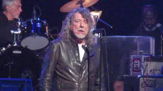 "Robert Plant - ""Thank You"" - Beacon Theatre, NYC - 3/7/19"