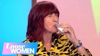 Janet Tries a Taste of Breastmilk | Loose Women