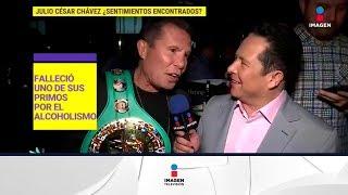 ¡Julio César Chávez inaugura su escuela de boxeo!   De Primera Mano