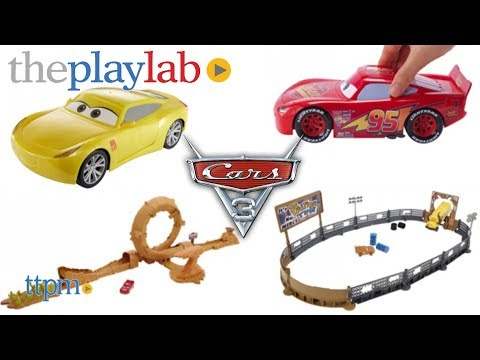 Play Lab | Disney Pixar Cars 3 Toys