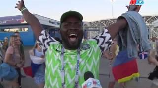 Нигерия - Исландия 2:0. ПОСЛЕ МАТЧА