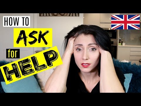 Asking For Help | Live Interactive English Lesson | How To ASK FOR HELP