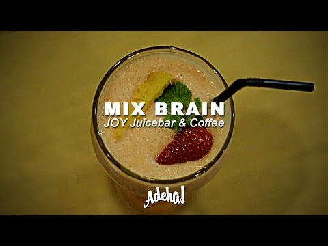 Mix Brain by JOY Juicebar & Coffee