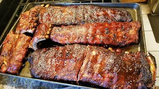 How To Cook Ribs On Charcoal Grill. Competition BBQ Ribs at Home.