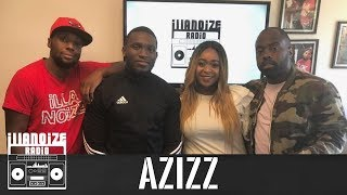 Azizz Speaks On Nigerian Background and R&B Music Decline (Part 1) | iLLANOiZE Radio