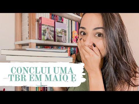 LIDOS DE MAIO/2021 - A PRIMEIRA TBR CONCLUÍDA   Os Livros Livram