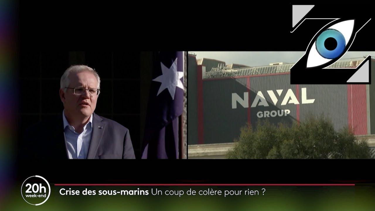 [Zap Actu] La France ne décolère pas face à a trahison des australiens(20/09/21)