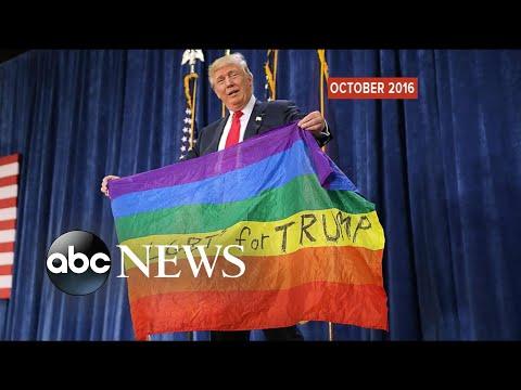 Trump faces growing backlash over transgender military ban