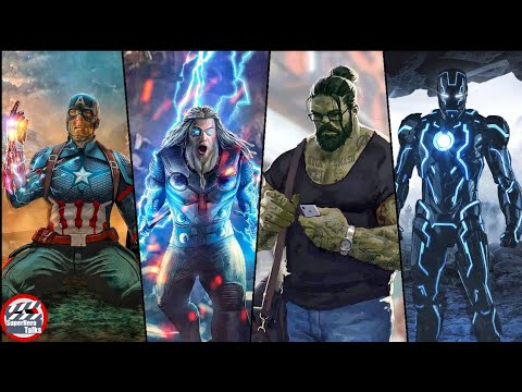 10 Secret Facts About Marvel Cinematic Universe [Explained In Hindi] | SuperHero Talks