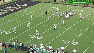 2016 - Game 1 Tulsa Union - 8/26/16
