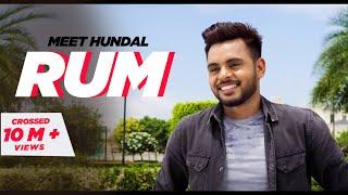 RUM (Regular Use Medicine) By Meet Hundal || Deep Jandu || Bamb Beats || Latest Punjabi Song 2017