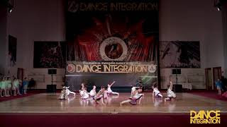 Dance Integration 2018  - 802 - Головоломка  Школа балета 32 Fouette Ухта